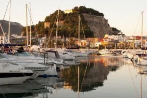 Denia puerto