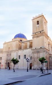 Elche - Basilica de Santa Maria